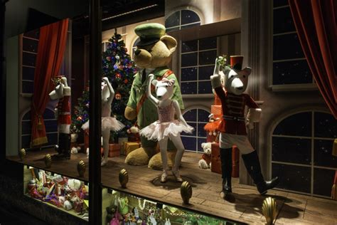 christmas displays for the windowfx harrods unveils fairytale inspired display windows