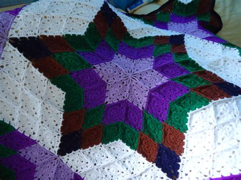 Crochet Patchwork - crochet patterns patchwork quilt creatys for