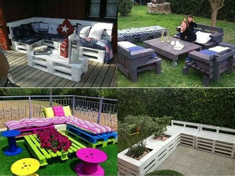 backyard pallet furniture pallet patio furniture garden pinterest furniture