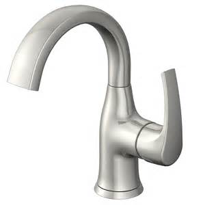 Brushed Nickel Single Handle Kitchen Faucet shop jacuzzi lyndsay brushed nickel 1 handle single hole