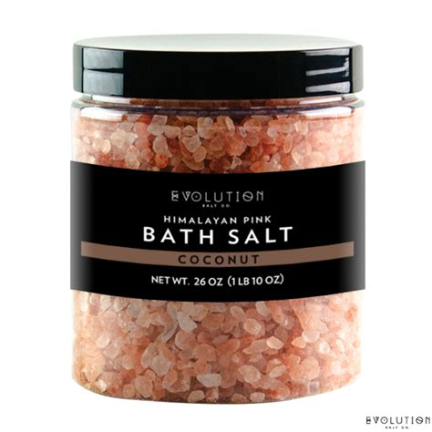 evolution himalayan salt l himalayan bath salt coarse coconut shop evolution