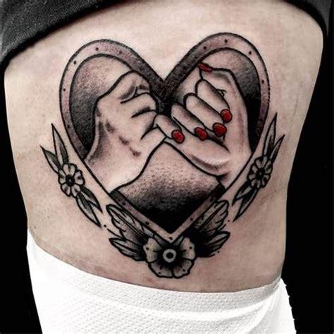 pinky tattoo endearing promise tattoos noda luka tattoos