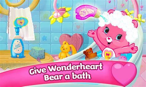 build a bear bathroom game care bears rainbow playtime android apps on google play