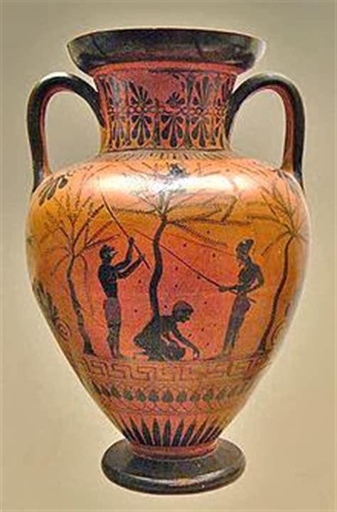 antichi vasi greci l ulivo nella storia le rappresentazioni nei vasi antichi