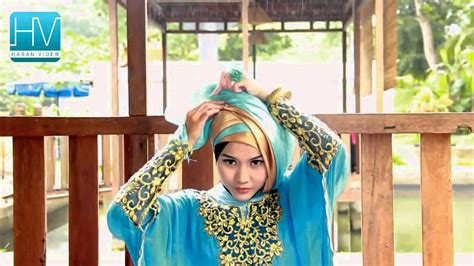 tutorial segi empat double modern hijab tutorial segiempat 2015 hijabiworld