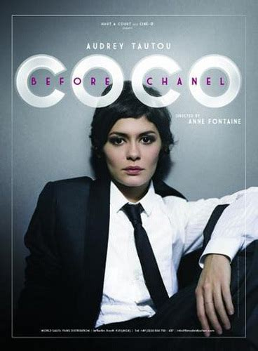 download film coco before chanel audrey tautou images coco before chanel movie poster