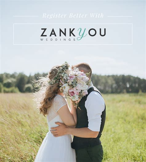 today brides an excuse to put your wedding dress on again zankyou a wedding registry for today s couple 183 ruffled
