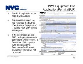 Nyc Plumbing Code by New York City Department Of Buildings Filing Rep Course 103