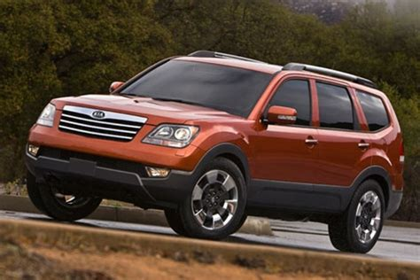 Kia Borrego Recalls 2009 Kia Borrego Recalled For Brake Problem Defects