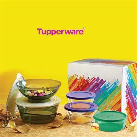 Tupperware Pack tupperware gift pack 4 serving set