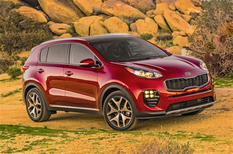 What Is Kia In Terms 2017 Kia Sportage Ex Awd Review Term Update 8