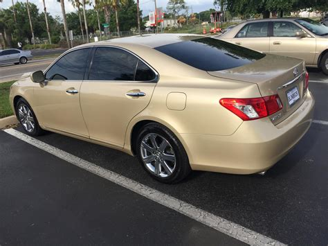 lexus gold welcome to lexus es350 owner roll call member