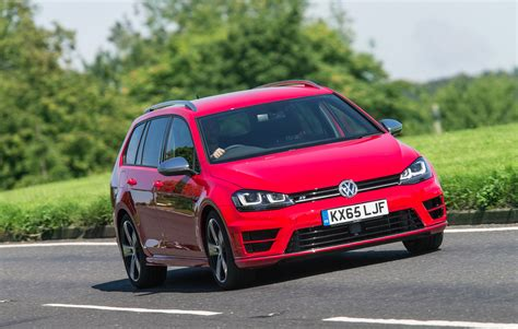2018 golf r estate volkswagen golf r estate review pictures evo