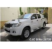 Used Toyota Hilux Vigo Champ D4D 2011 Model For Sale In