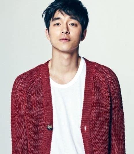 gong yoo 2015 next drama gong yoo cast in tvn drama series quot dokkaebi quot kpopnewz