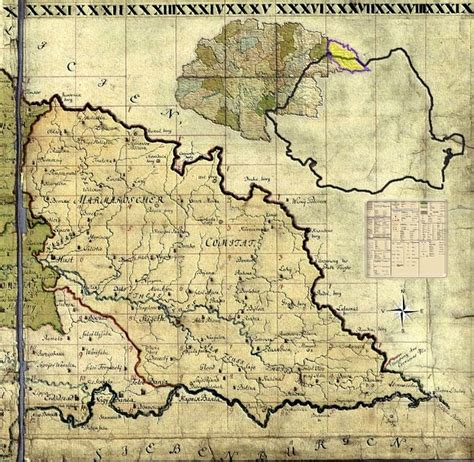 carpathian rus a historical atlas books file maramures josephinische landesaufnahme 1782 1785