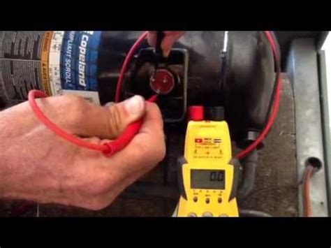 hvac compressor troubleshooting