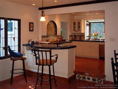 Spanish Kitchen Design by Designer Kitchens La Pictures Of Kitchen Remodels