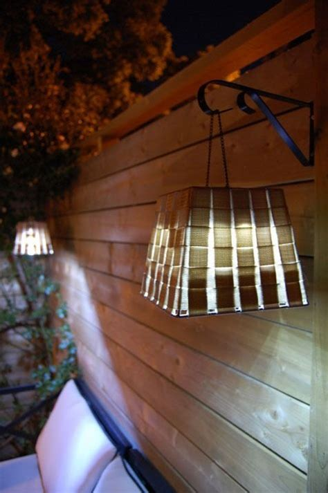 Diy Patio Lighting 13 Diy Outdoor Lighting Ideas