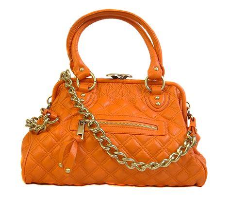 stylish bag stylish orange bag here everythink is stylish