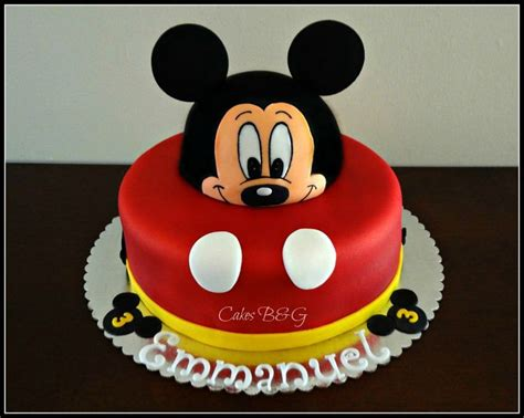 ideas  mickey mouse cake decorations  pinterest minnie mouse theme minnie