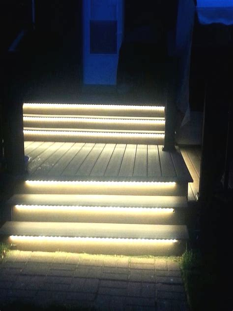 Outdoor Light Strips Outdoor Led Light Strips Maybehip