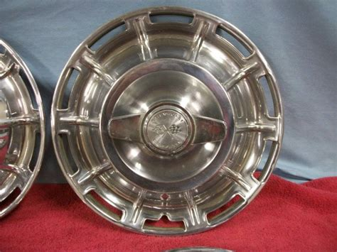 1962 corvette hubcaps 1959 1962 corvette hubcaps original ebay