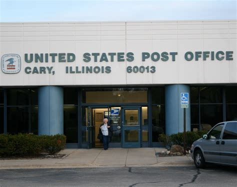 Post Office Cary new huntley post office possibilities mchenry county