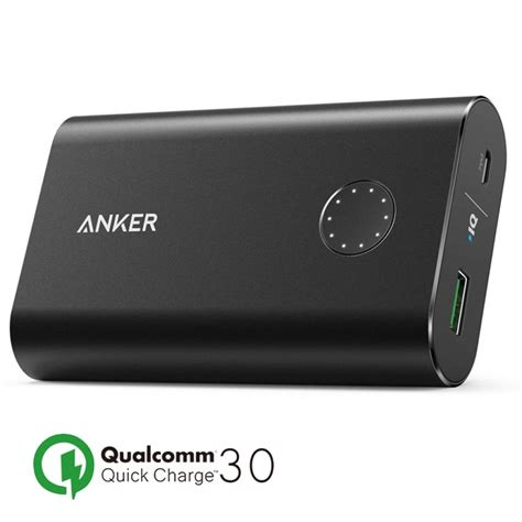 Power Bank Qualcomm Charge 3 0 anker a1311 powercore 10050 qualcomm charge 3 0 premium power bank