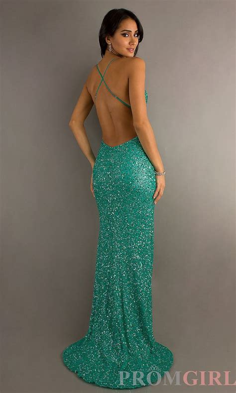 Rock You Style With Long Backless Prom Dresses ? Designers Outfits Collection