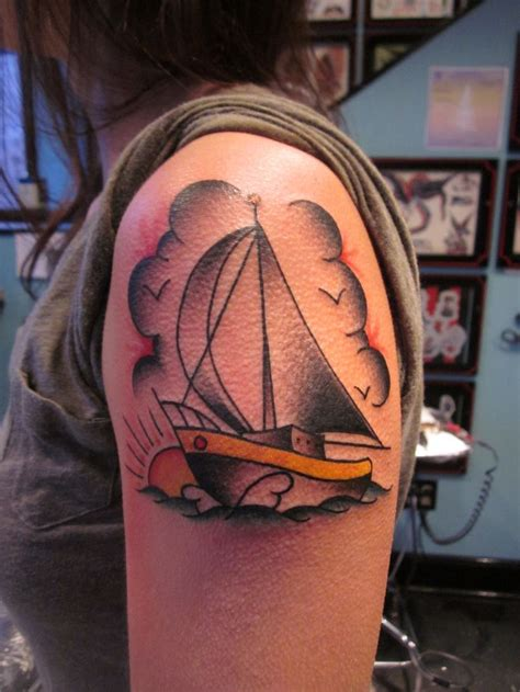 sailboat tattoos 88 best images about traditional ship on
