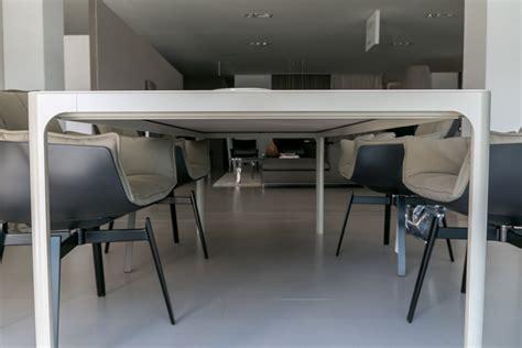 rimadesio tavolo tavolo rimadesio modello flat scontato 22 tavoli a