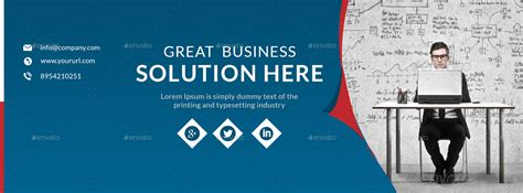 business facebook cover by doto graphicriver