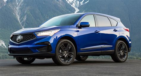 2020 acura rdx colors 2020 acura rdx arrives at dealers with new color 38 595