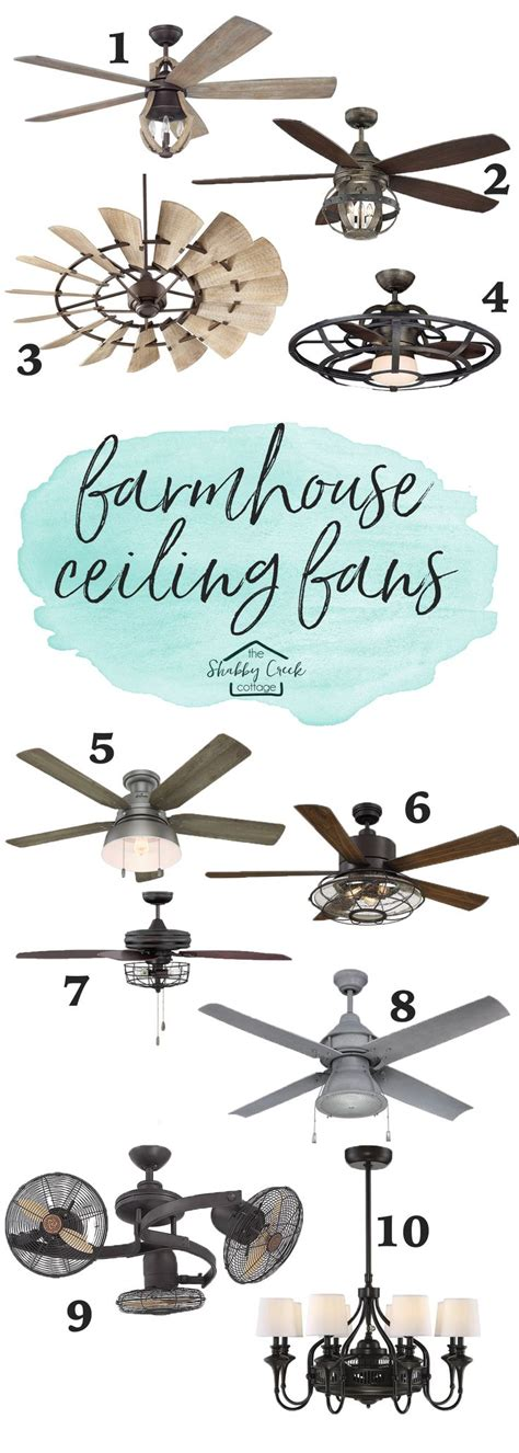 style ceiling fans best 25 farmhouse ceiling fans ideas on
