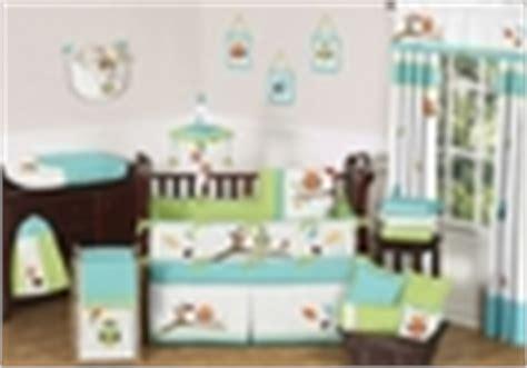 Turquoise And Lime Hooty Owl Baby Bedding 9 Pc Crib Set Hooty Owl Crib Bedding