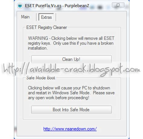 eset nod32 antivirus full version with keygen eset purefix 2 03 final crack for eset nod32 antivirus 5