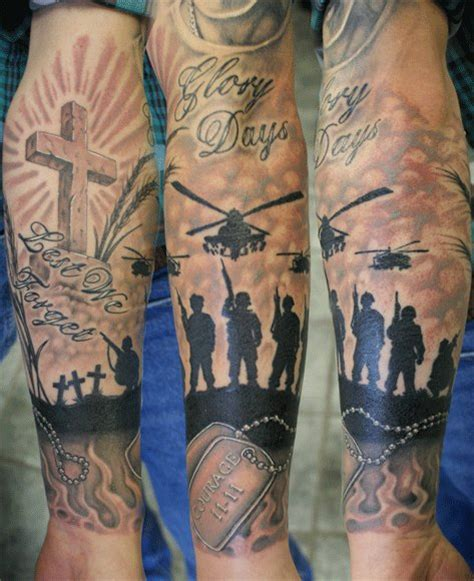 army tattoos and designs page 65