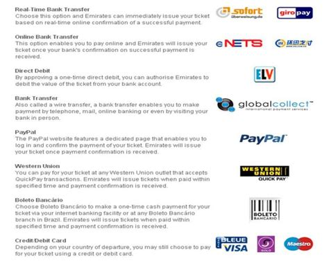 emirates payment options the globalization of ecommerce in 2013