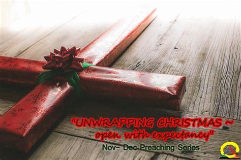 unwrapping christmas sermons sunday morning worship service birthday gift to jesus