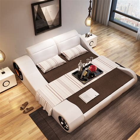 2016 Para Quarto Nightstand Bed Room Furniture Set Furniture Bedroom Sets The Most Popular 2017