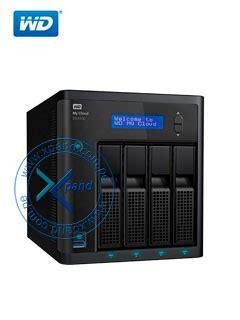 Wdbnfa0320nbk Western Digital My Cloud Pr4100 32tb 1 ver imagenes