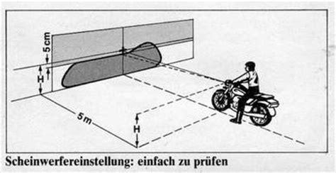 Motorrad Scheinwerfer Einstellen Anleitung by Scheinwerfer Einstellen Elektrik Fj 1100 1200 Forum