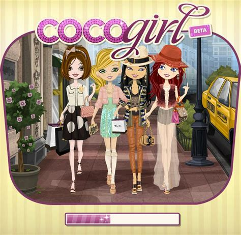 Coco Girl Game | coco girl on facebook for the fervent fashionista in all