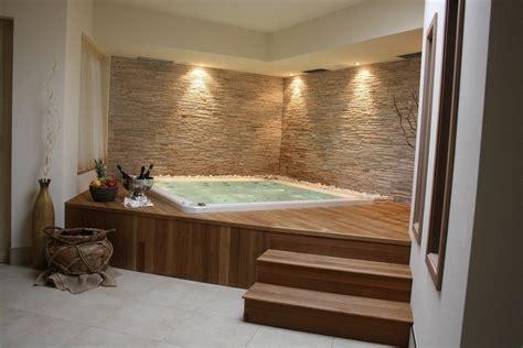 bagni con vasche idromassaggio vasche idromassaggio prefabbricate e su misura wellness