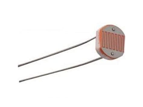 light activated variable resistors ldr light dependent resistor