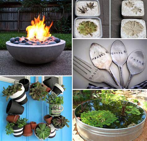 Diy Ideas For Garden Favorite Diy Garden Projects The Garden Glove