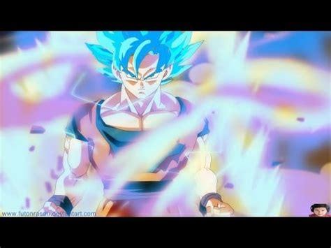 imagenes goku ssj dios azul archivo goku ssj dios azul jpg dragon ball wiki fandom
