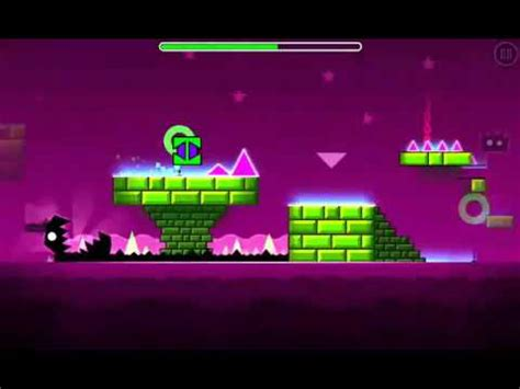 geometry dash meltdown full version youtube geometry dash meltdown the seven seas full level youtube