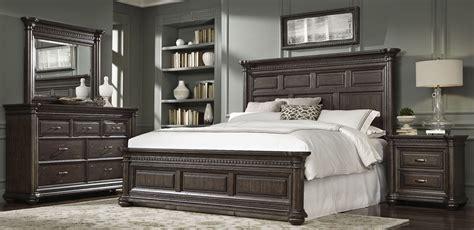 grand furniture bedroom sets grand manor panel bedroom set from samuel lawrence 8920
